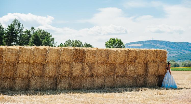 Lidia + Nacho: Boda rural en Palencia