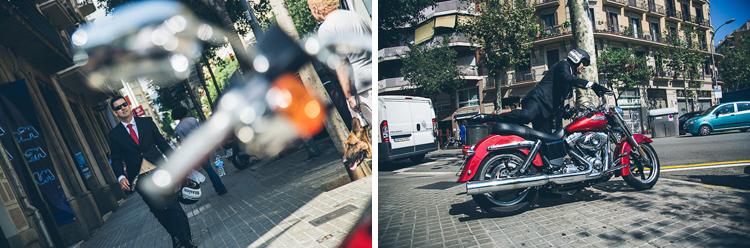 Yanina + Ivan: Y como Elvis vino a Barcelona