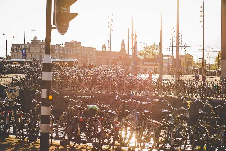 Paula + Rutger: Preboda en Amsterdam