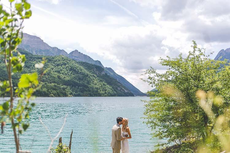 F2studio Patricia + Jorge: Boda en el Pirineo