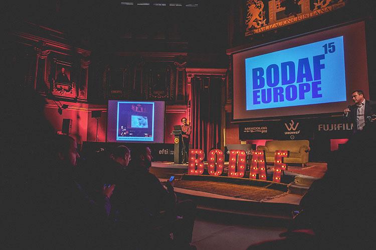 F2studio en BodaF Europe