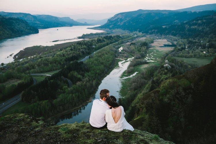 Editorial boda en Portland