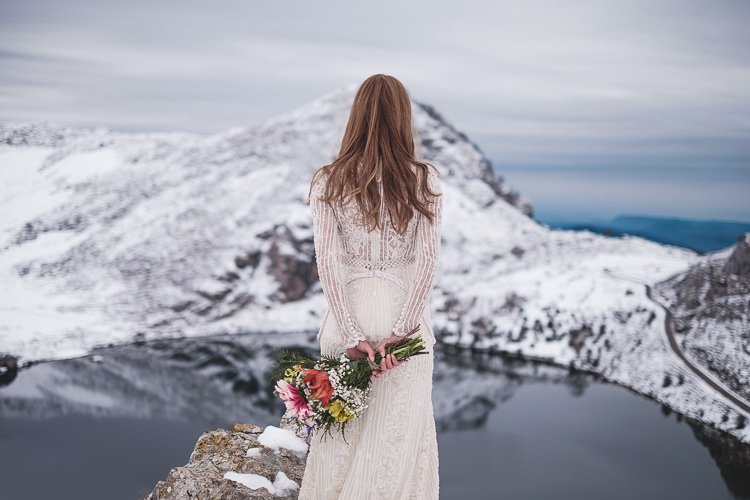 Post Boda de Invierno